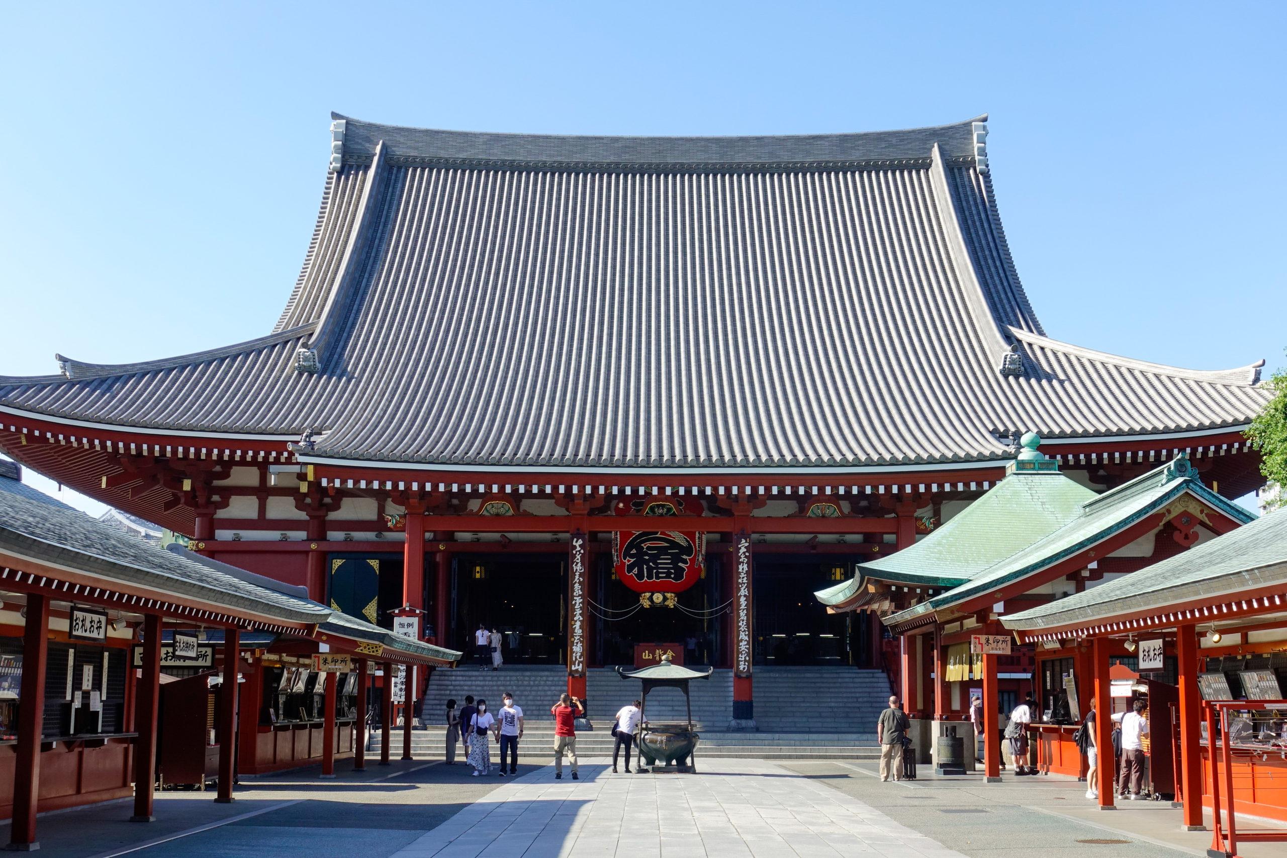 【東京 旅行 観光】現地スタッフが地元浅草から情報配信 ~アクセスやグルメ情報も~