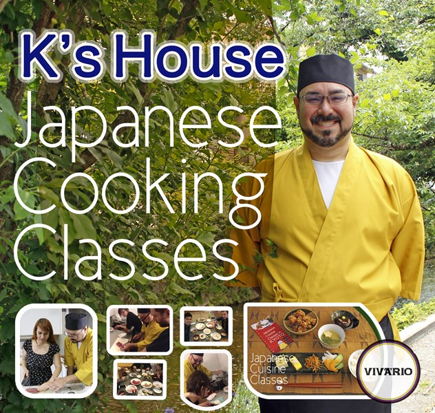Japanese Cooking Class by Marcelo!